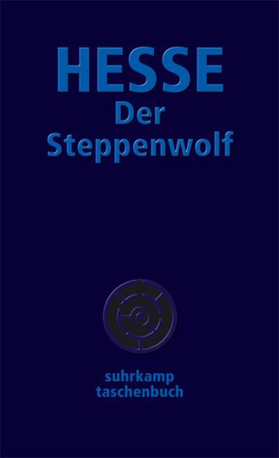 Der Steppenwolf (suhrkamp taschenbuch)