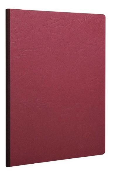 AgeBag Kladde rot A4-Format blanco