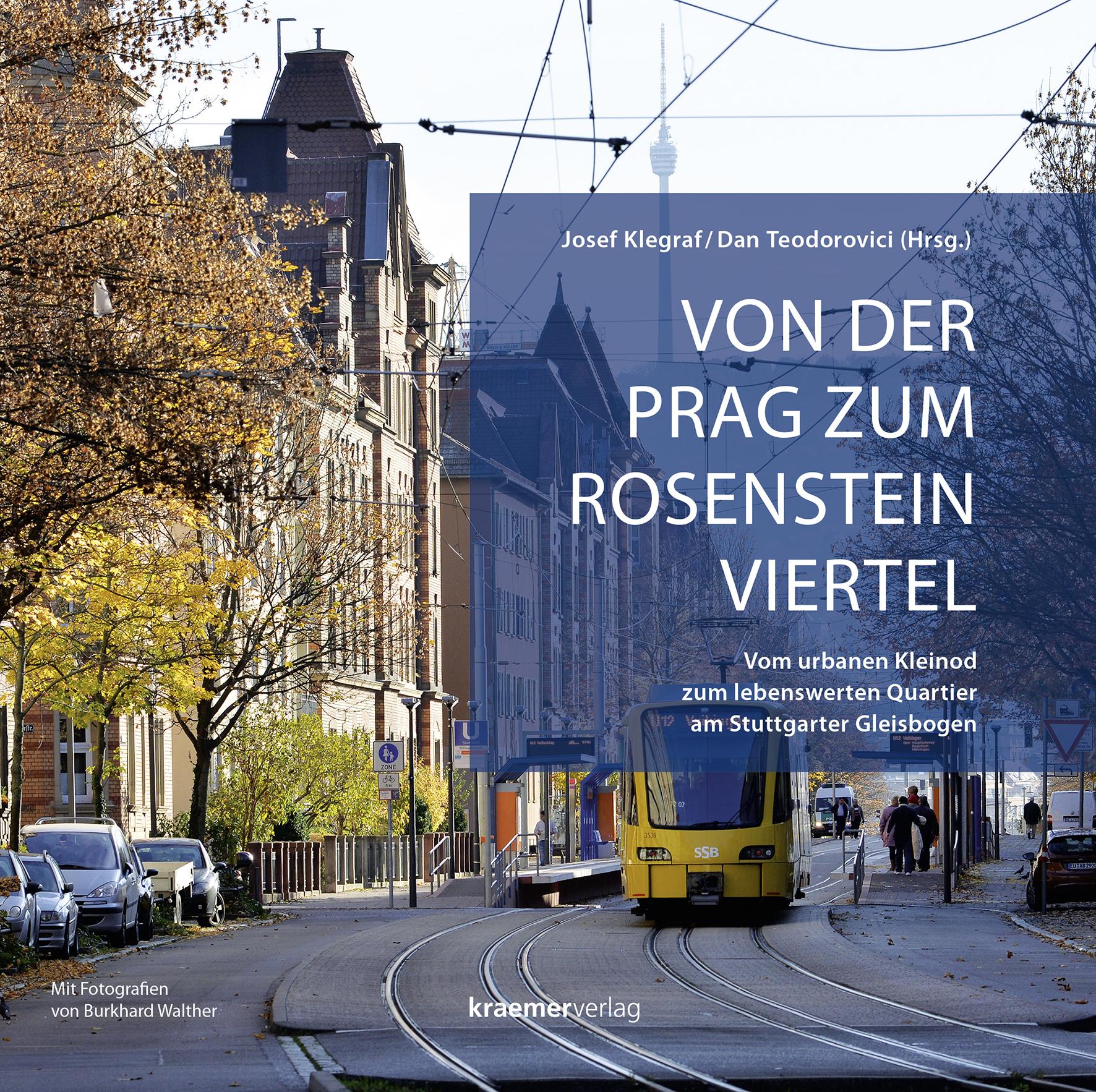 Von der Prag zum Rosensteinviertel, Dan Teodorovici