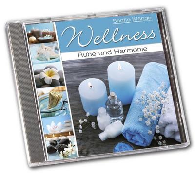 Wellness-Ruhe & Harmonie Nr.1 - Media Verlagsgesellschaft (Bellaphon) - Audio CD, Deutsch, , Musik für die Seele, Musik für die Seele