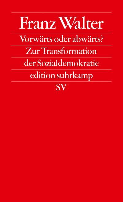 Vorwärts oder abwärts?: Zur Transformation der Sozialdemokratie