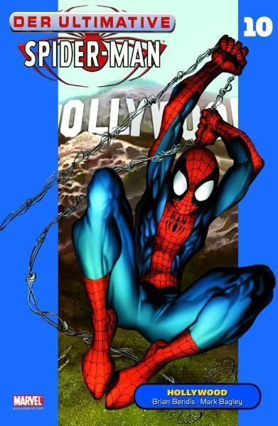 Der Ultimative Spider-Man 10 - Hollywood Brian Michael Bendis
