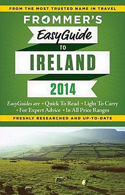 Frommer's EasyGuide to Ireland [With Map] (Frommer's Easy Guides)