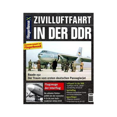 FliegerRevue X Spezial - Zivilluftfahrt in der DDR