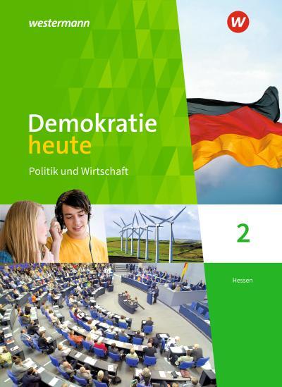 Demokratie heute 2. Schülerband. Hessen