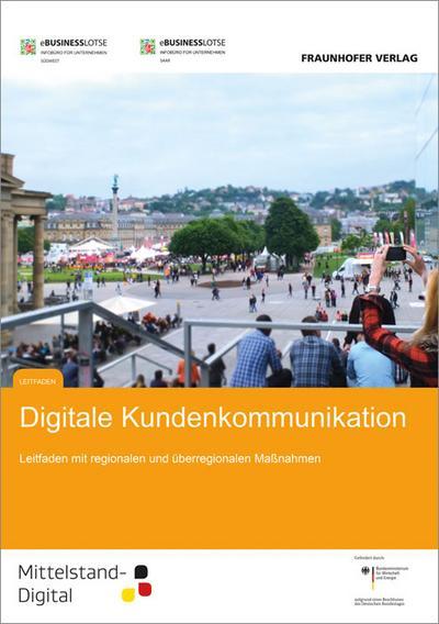 Digitale Kundenkommunikation.