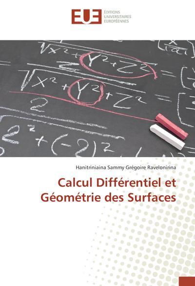Calcul Différentiel et Géométrie des Surfaces