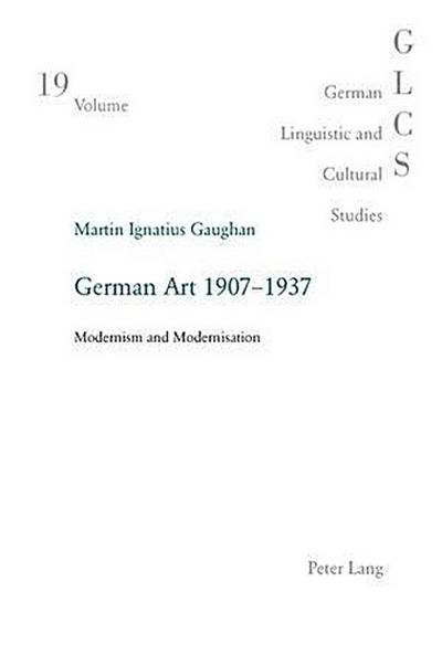 German Art 1907-1937