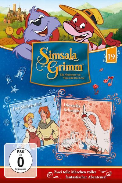 SimsalaGrimm 19: Der Meisterdieb / Die sechs Schwäne