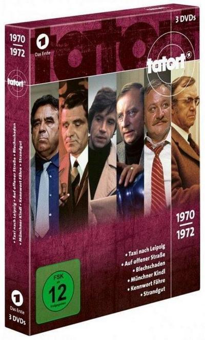 Tatort;(1)70er Box(1970-1972)