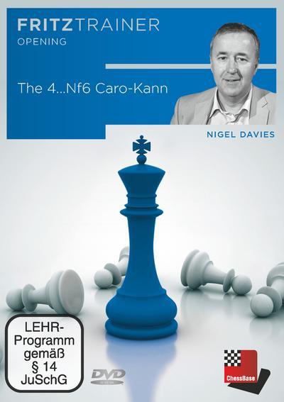 The 4... Nf6 Caro-Kann, DVD-ROM