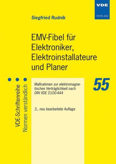 EMV-Fibel für Elektroniker, Elektroinstallateure und Planer