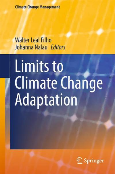 Limits to Climate Change Adaptation