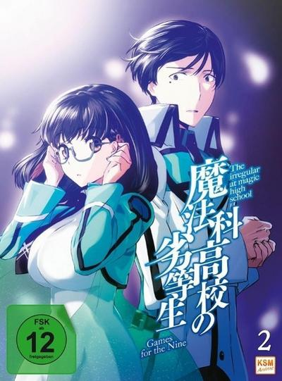 The Irregular at Magic High School - Games for the Nine - Volume 2: Episode 08-12