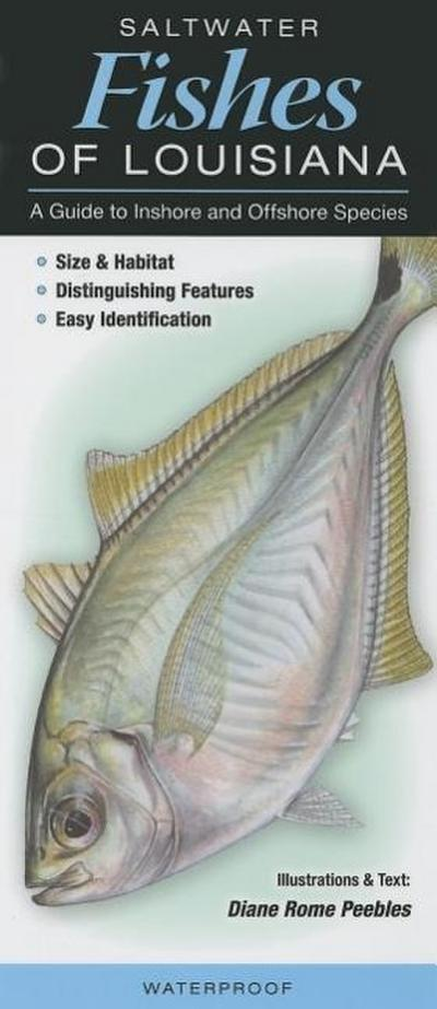 Saltwater Fishes of Louisiana: A Guide to Inshore & Offshore Species