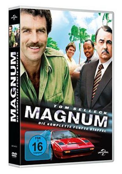 Magnum - Die komplette fünfte Staffel DVD-Box