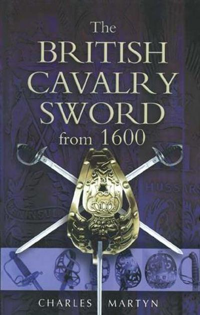 British Cavalry Sword From 1600