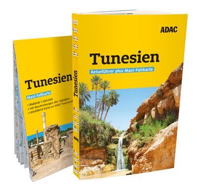 ADAC Reiseführer plus Tunesien