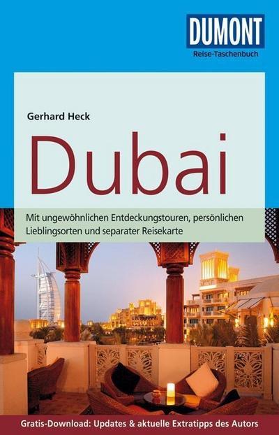 DuMont Reise-Taschenbuch Reiseführer Dubai: mit Online-Updates als Gratis-Download