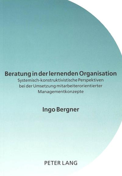 Beratung in der lernenden Organisation