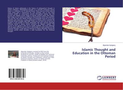 Islamic Thought and Education in the Ottoman Period