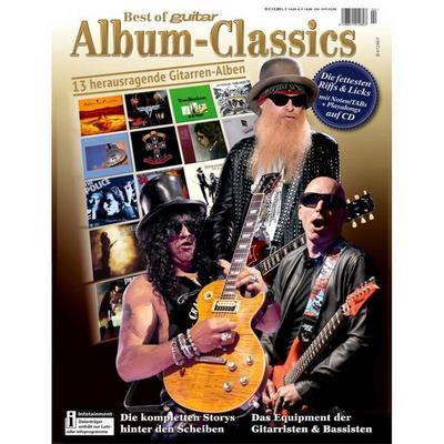 Best of guitar: Album-Classics