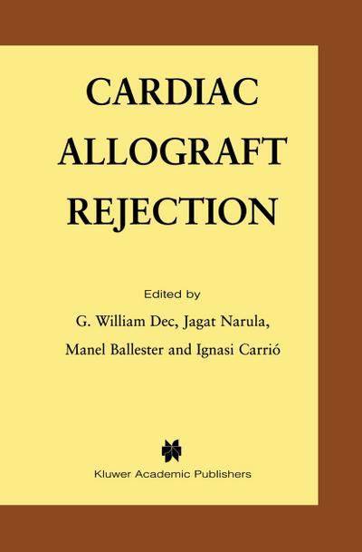Cardiac Allograft Rejection
