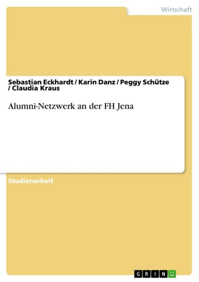 Alumni-Netzwerk an der FH Jena