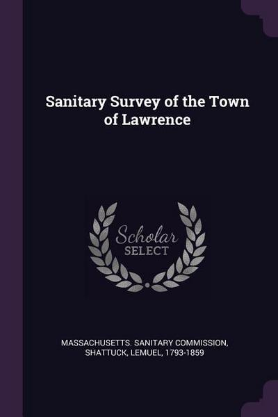 Sanitary Survey of the Town of Lawrence