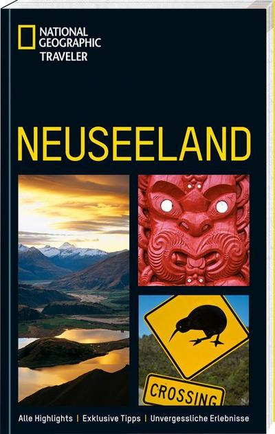 NATIONAL GEOGRAPHIC Traveler Neuseeland