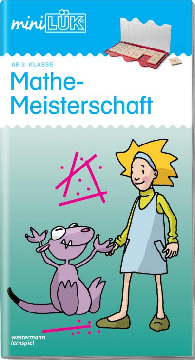 miniLÜK: Mathemeisterschaft ab 2. Klasse