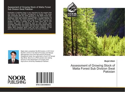 Assessment of Growing Stock of Matta Forest Sub Division Swat Pakistan