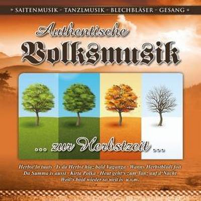 Authent.Volksmusik-Zur Herbstzeit