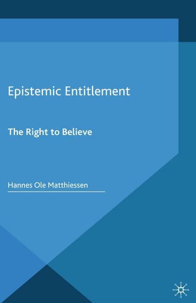 Epistemic Entitlement