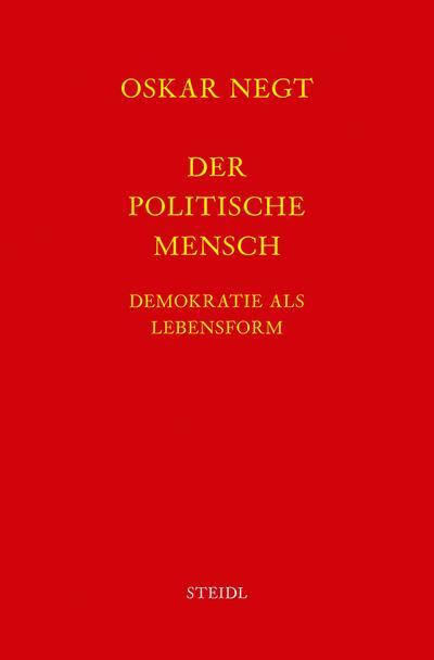 Werkausgabe Bd. 16 / Der politische Mensch