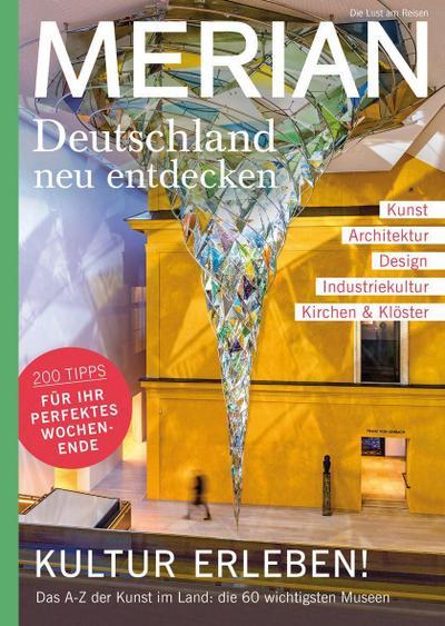 MERIAN MAGAZIN Kunst und Kultur in Deutschland 07/20