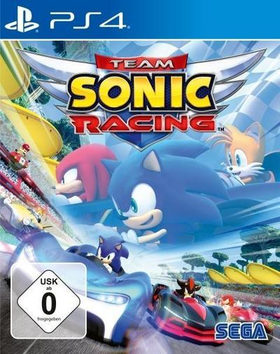 Team Sonic Racing (PS4) (USK)