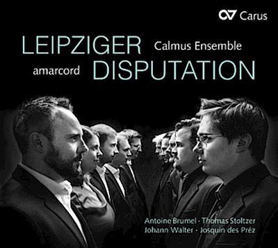 Leipziger Disputation, 1 Audio-CD