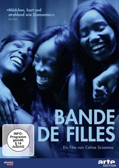Bande de Filles, 1 DVD (französisches OmU)