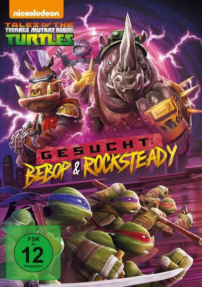 Tales of the Teenage Mutant Ninja Turtles - Gesucht: Bebop und Rocksteady