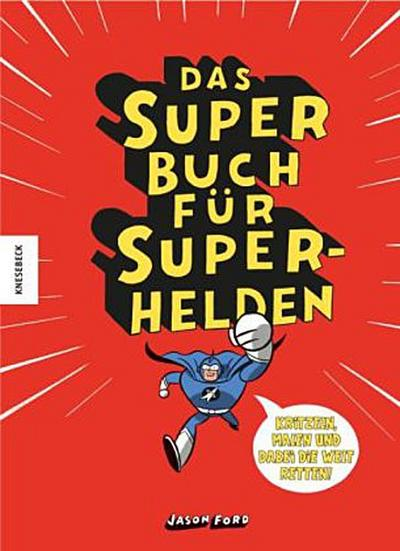 Superbuch Superhelden