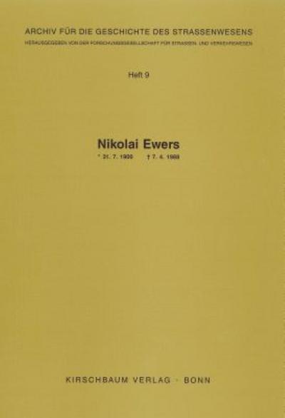 Nikolai Ewers