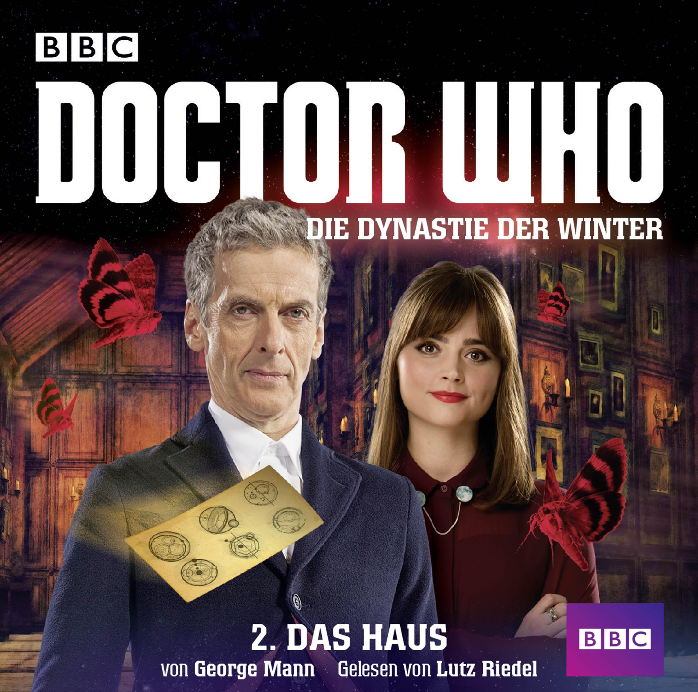 Doctor Who: Die Dynastie der Winter George Mann