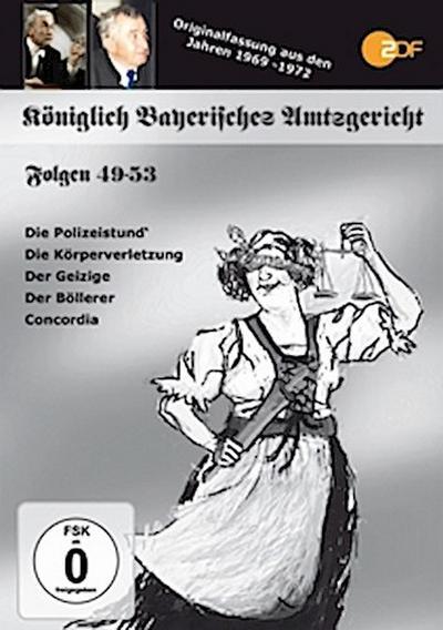 Königlich Bayerisches Amtsgericht Folgen 49-53