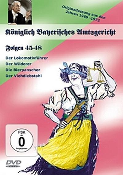 Königlich Bayerisches Amtsgericht Folgen 45-48