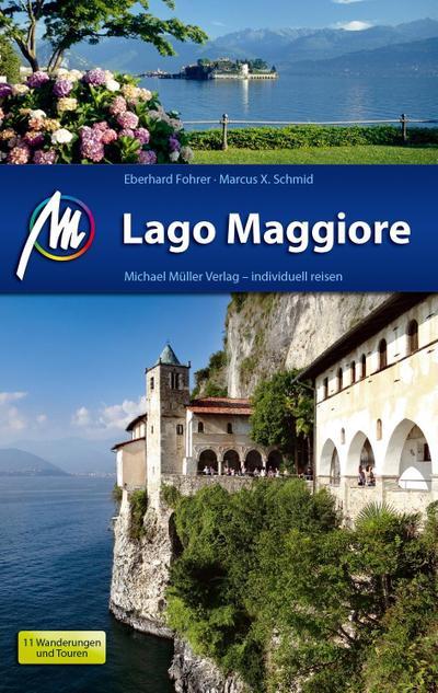 Lago Maggiore; Reiseführer mit vielen praktischen Tipps.; Deutsch; 203 farb. Fotos