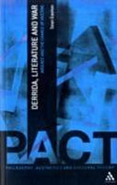 Derrida, Literature and War