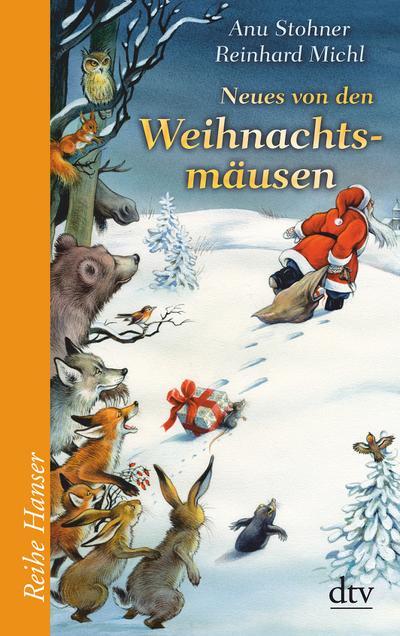 Neues von den Weihnachtsmäusen (Reihe Hanser)