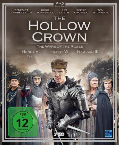 The Hollow Crown - The War of the Roses - Season 2 BLU-RAY Box