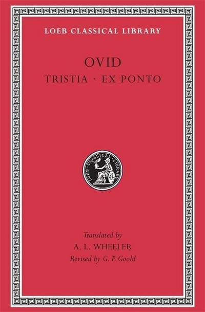 Tristia (Loeb Classical Library)